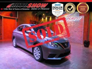 Used 2018 Nissan Sentra B.Up Cam, Perfect History, Nissan Warranty! for sale in Winnipeg, MB