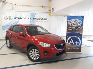 Used 2014 Mazda CX-5 TOURING/GS/AWD/MAGS/TOIT GARANTIE PROLONGÉ for sale in Jonquière, QC