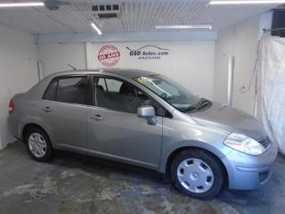 Used 2008 Nissan Versa 1,8 for sale in Ancienne Lorette, QC