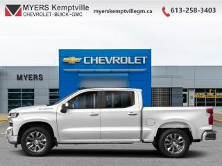 Used 2020 Chevrolet Silverado 1500 LTZ  - LTZ PLUS for sale in Kemptville, ON