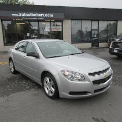 Used 2011 Chevrolet Malibu LS ** 98 000 KM ** for sale in St-Hubert, QC