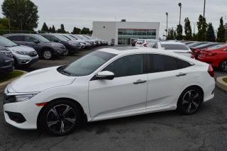 Used 2016 Honda Civic Touring for sale in Longueuil, QC