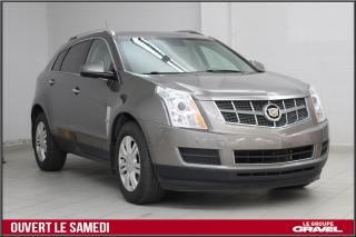Used 2011 Cadillac SRX 3.0 Luxury AWD TOIT PANORAMIQUE CUIR for sale in Montréal, QC