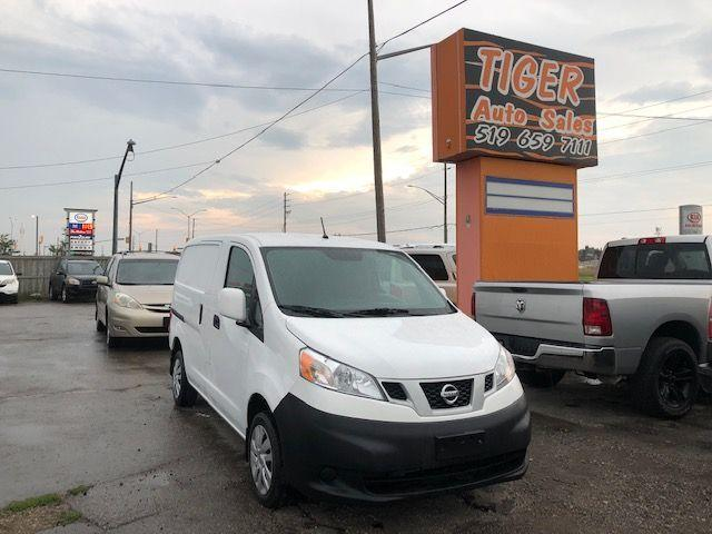 2018 Nissan NV200 SV**ONLY 36,000KMS**4 CYLINDER**MINI CARGO VAN**