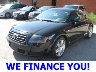 Used 2003 Audi TT for sale in Toronto, ON