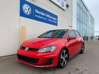 Used 2015 Volkswagen Golf GTI Autobahn for sale in Edmonton, AB