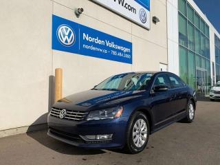 Used 2014 Volkswagen Passat 2.0 TDI TRENDLINE - HEATED SEATS for sale in Edmonton, AB