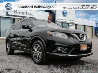 Used 2015 Nissan Rogue SL AWD CVT for sale in Brantford, ON
