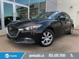 Used 2018 Mazda MAZDA3 Sport SPORT GX CONVENIENCE BACKUP CAM for sale in Edmonton, AB
