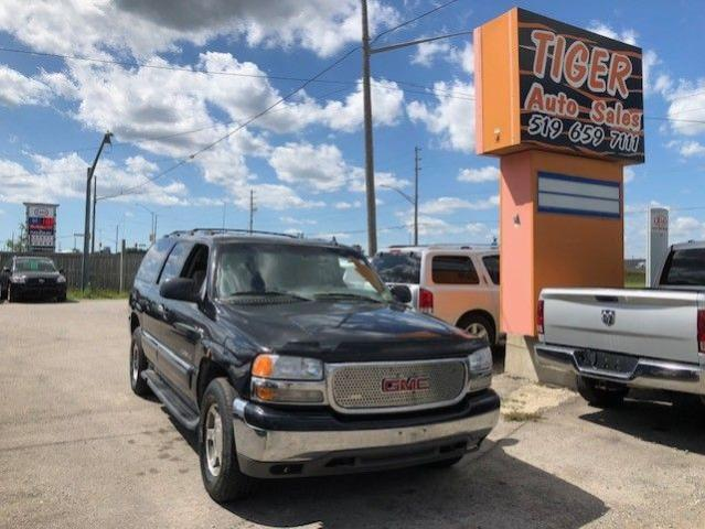 2006 GMC Yukon XL SLE**LEATHER**SUNROOF**DVD**AS IS SPECIAL