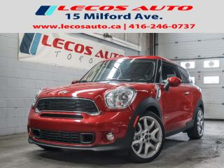 Used 2014 MINI Cooper Paceman S for sale in North York, ON