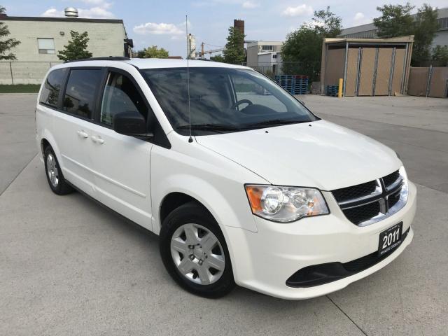 2011 Dodge Grand Caravan Auto, 7 pass, 3/Y warranty available