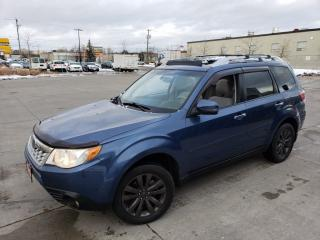 Used 2013 Subaru Forester Touring, AWD, Sunroof, 3/Y warranty availab for sale in Toronto, ON