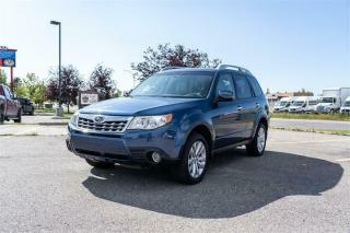 Used 2012 Subaru Forester X Limited for sale in Calgary, AB