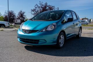 Used 2013 Honda Fit DX-A for sale in Calgary, AB