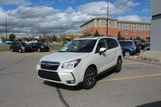 Used 2014 Subaru Forester XT Touring for sale in Calgary, AB
