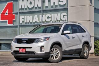 Used 2014 Kia Sorento LX V6 for sale in St Catharines, ON