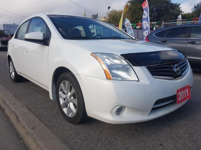 2011 Nissan Sentra 2.0-EXTRA CLEAN-4 CYL-GAS SAVER-WINTER TIRES-ALLOY