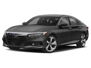 Used 2019 Honda Accord Sedan Touring for sale in Port Moody, BC