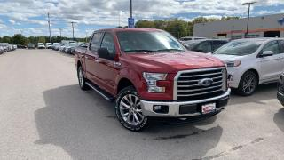 Used 2017 Ford F-150 Xlt 2.7l V6 Navigation for sale in Midland, ON