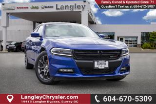 Used 2018 Dodge Charger GT - Aluminum Wheels -  Remote Start for sale in Surrey, BC