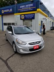 Used 2012 Hyundai Accent GLS for sale in Kitchener, ON