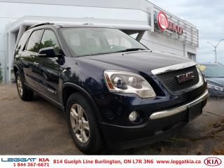 Used 2007 GMC Acadia for sale in Burlington, ON