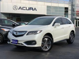 Used 2018 Acura RDX Elite ELITE | LOWKMS | NOACCIDENTS | TINT | 1OWNER | for sale in Burlington, ON