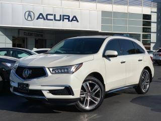Used 2018 Acura MDX Navigation Package NAVI | 1OWNER | NOACCIDENTS | BOUGHTHERE | AWD for sale in Burlington, ON