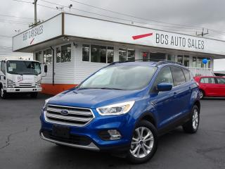 Used 2018 Ford Escape SEL Edition, Navigation, Leather Seating, Low Kms for sale in Vancouver, BC