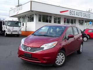 Used 2016 Nissan Versa Note SV Edition, Bluetooth, Camera, Easy to Drive for sale in Vancouver, BC