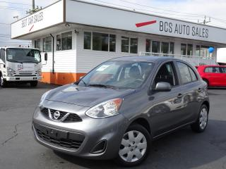 Used 2016 Nissan Micra Reliable, Easy to Drive, Bluetooth for sale in Vancouver, BC