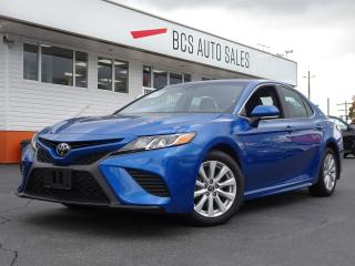 Used 2018 Toyota Camry SE Edition, Well Cared For, Low Kms, No Accidents for sale in Vancouver, BC