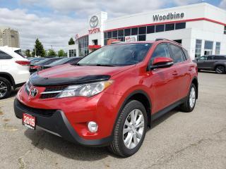 Used 2015 Toyota RAV4 for sale in Etobicoke, ON
