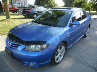 Used 2006 Mazda MAZDA3