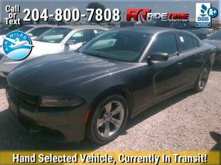 Used 2015 Dodge Charger SXT for sale in Winnipeg, MB