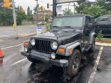 Photo of Green 2003 Jeep TJ
