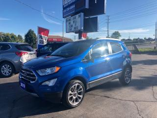 Used 2019 Ford EcoSport Titanium for sale in Brantford, ON