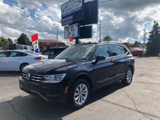 Used 2019 Volkswagen Tiguan Trendline for sale in Brantford, ON