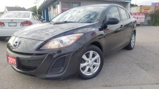 Used 2011 Mazda MAZDA3 GX - Auto, Power Option, Certified for sale in Mississauga, ON