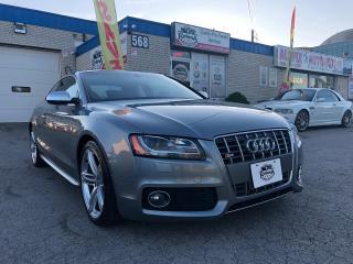 Used 2010 Audi S5 Navi | Rear Cam | Blind Spot for sale in Oakville, ON