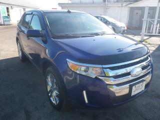 Used 2013 Ford Edge SEL, navig. pan sun roof for sale in Fort Erie, ON