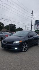 Used 2012 Honda Civic SI for sale in Cambridge, ON