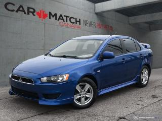 Used 2011 Mitsubishi Lancer SE for sale in Cambridge, ON