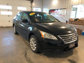 Used 2014 Nissan Sentra S for sale in Caraquet, NB