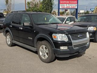 Used 2007 Ford Explorer XLT Leather Loaded! for sale in Edmonton, AB