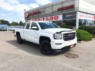 Used 2016 GMC Sierra 1500 Elevation Edition | 5.3LV8 | Double Cab for sale in Port Dover, ON