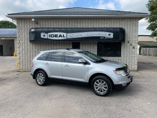 Used 2010 Ford Edge SEL for sale in Mount Brydges, ON