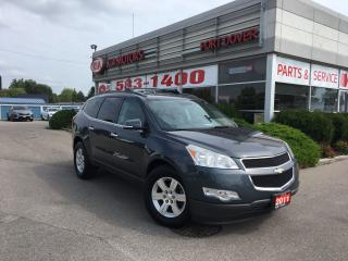 Used 2011 Chevrolet Traverse 1LT AWD | Back-Up Camera & Sensors for sale in Port Dover, ON