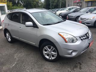 Used 2012 Nissan Rogue SV/ AUTO/ AWD/ REVERSE CAM/ ALLOYS/ PWR GROUP! for sale in Scarborough, ON